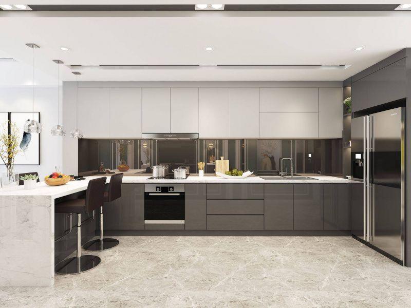 Ưu và nhược điểm của tủ bếp Inox trong nội thất nhà bếp