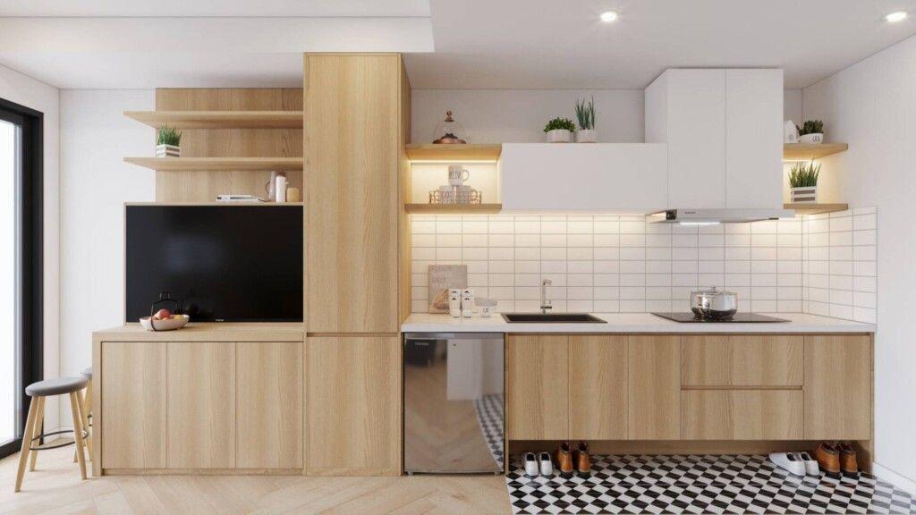 Tìm hiểu 5 loại chất liệu lõi làm tủ bếp gia đình phổ biến