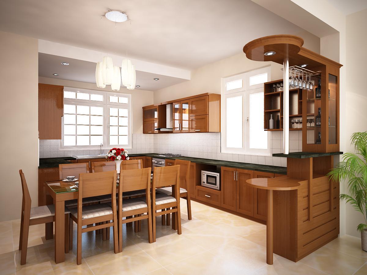Tủ bếp gỗ xoan đào có tốt không? Có nên làm tủ bếp gỗ xoan đào không?