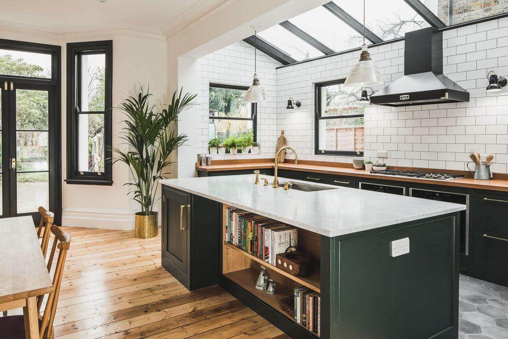 Phân biệt 6 kiểu thiết kế tủ bếp cơ bản mà bạn cần biết