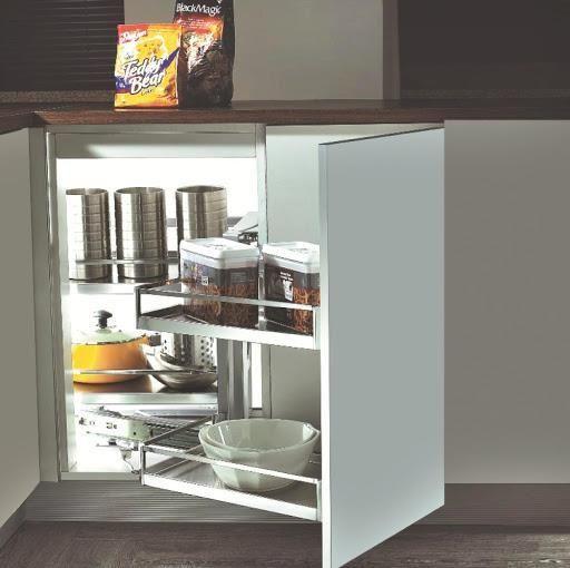 TOP 7 các loại phụ kiện thông minh cần có cho tủ bếp đẹp