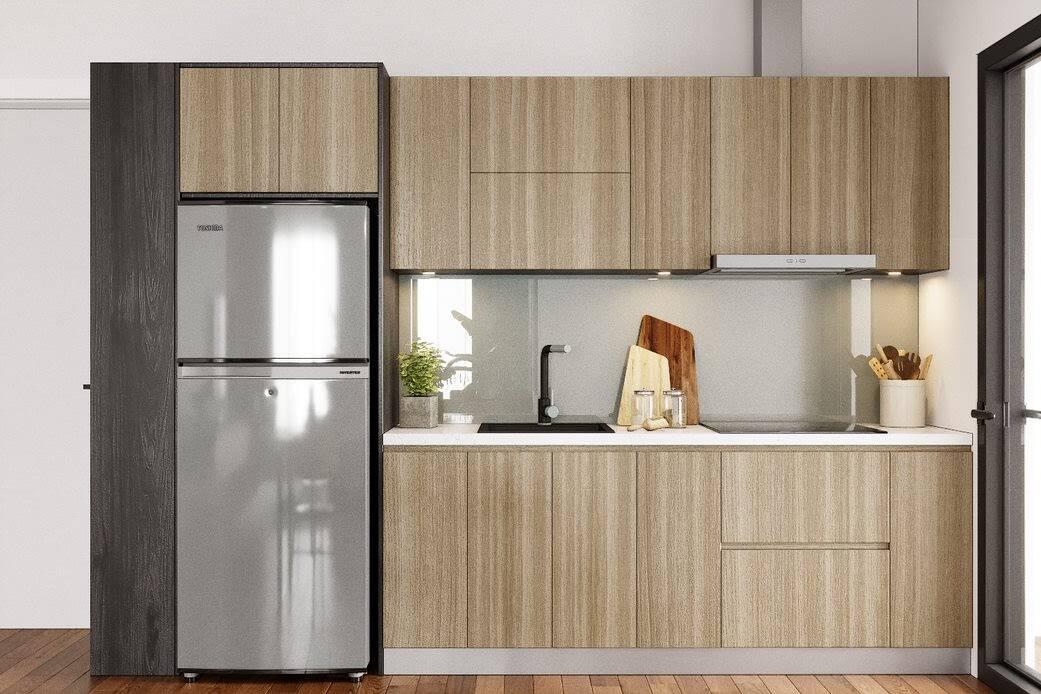 Có nên sử dụng gỗ MDF cho khu vực tủ bếp?