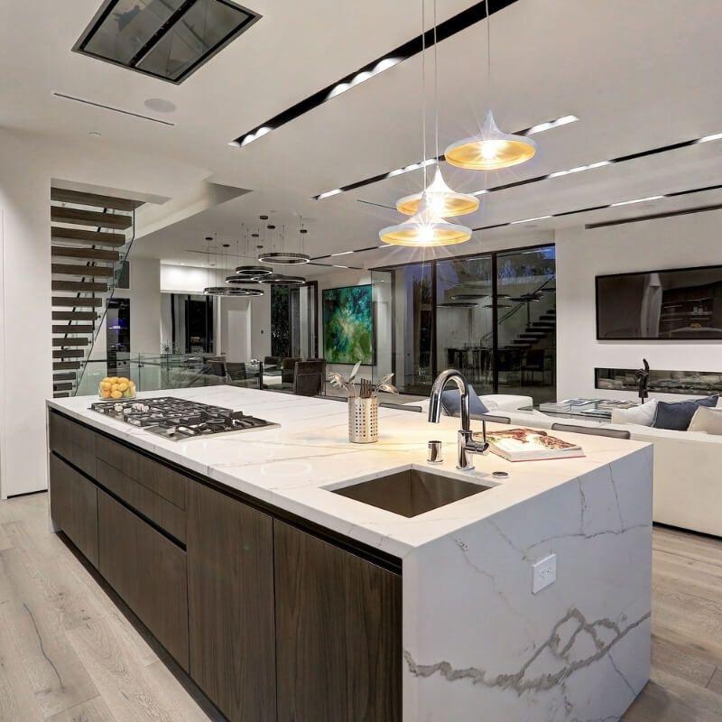 TOP 10 ý tưởng thiết kế nhà bếp được ưa chuộng nhất hiện nay