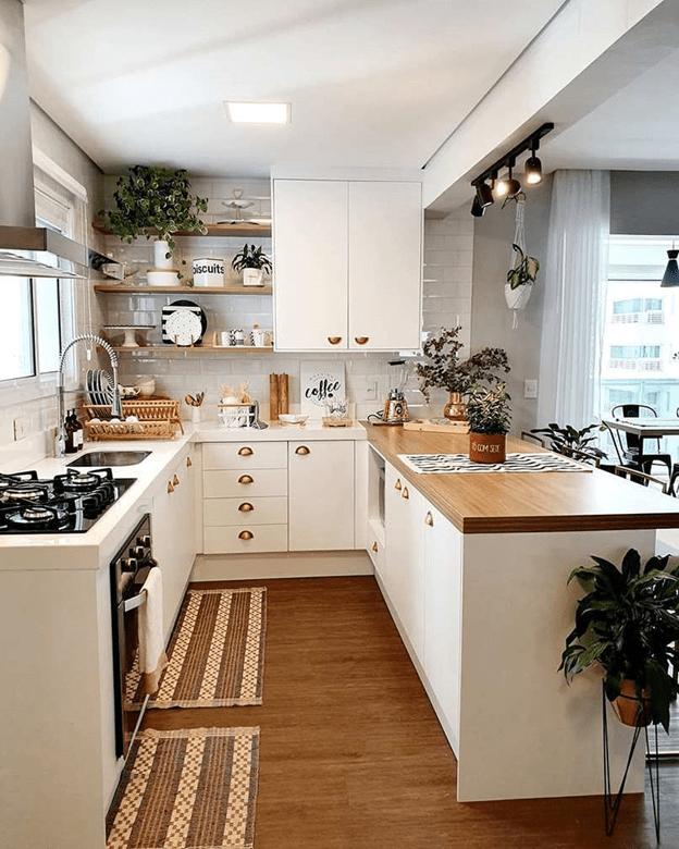 Kích Thước Tủ bếp Song song Chuẩn Cho mọi nội thất phòng bếp