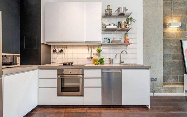 TOP 5 ý tưởng tuyệt vời giúp bạn trang trí nội thất phòng bếp có diện tích nhỏ