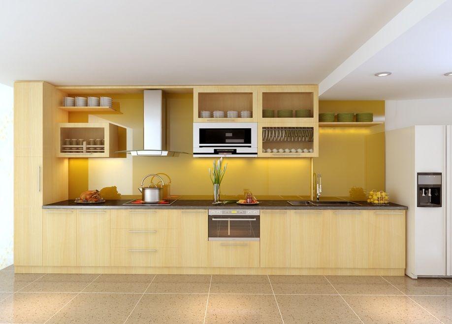 Nội thất gỗ phòng bếp gồm những gì?