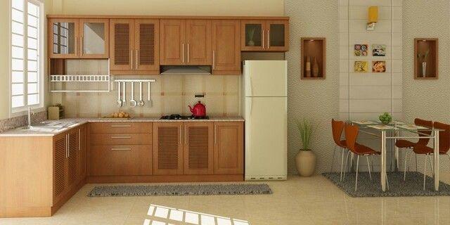 3 Lưu ý cần phải biết trước khi đặt tủ bếp gỗ