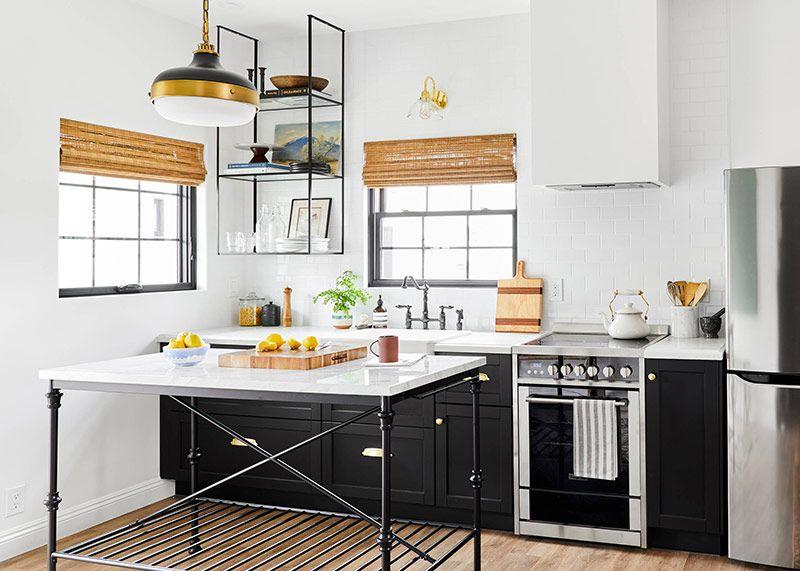 Tổng hợp các mẹo giải phóng không gian bếp giúp rộng rãi hơn