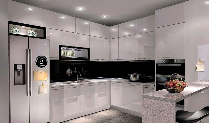 Tổng hợp các mẫu tủ bếp hoàn hảo cho không gian hiện đại của gia đình bạn