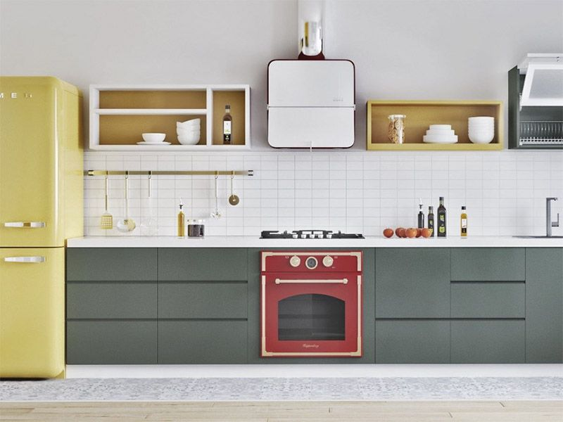 Gợi ý cho thiết kế phòng bếp theo Phong cách tối giản