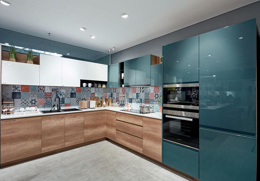 Các Mẫu tủ bếp đẹp không thể bỏ qua khi thiết kế tủ bếp cho gia đình