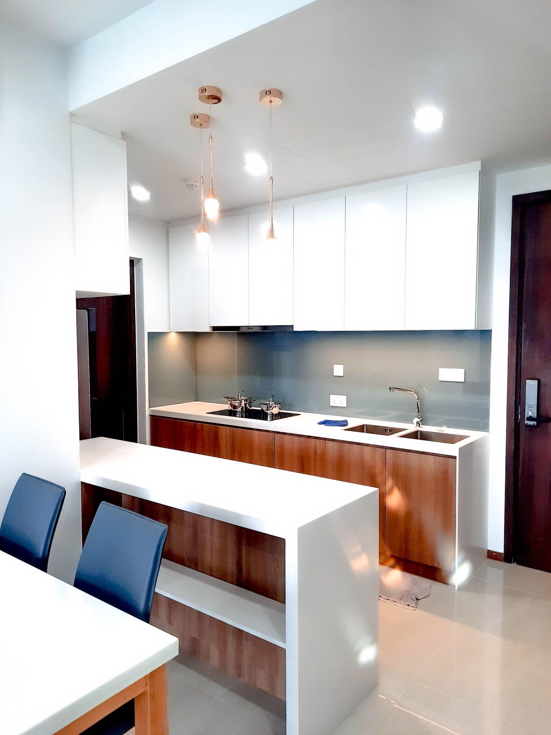 Lựa chọn đơn vị thiết kế, thi công nội thất nào để thiết kế nội thất bếp?