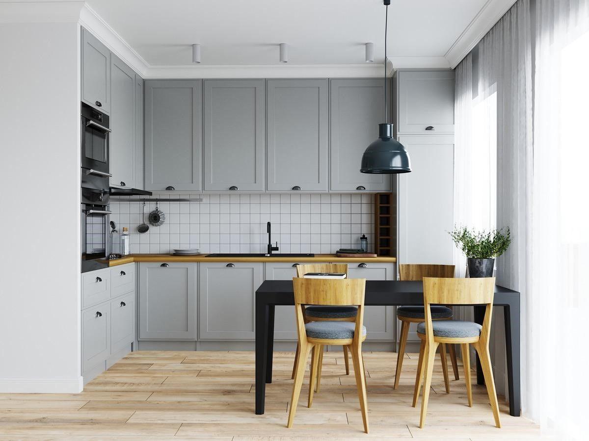 Những dòng gỗ nhựa nổi tiếng dùng trong nội thất bếp