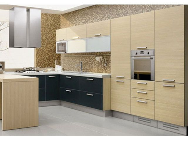 Chất lượng bề mặt của tủ bếp gỗ căm xe