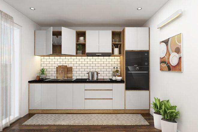 Đơn vị đóng tủ bếp cho chung cư tại Quận 2