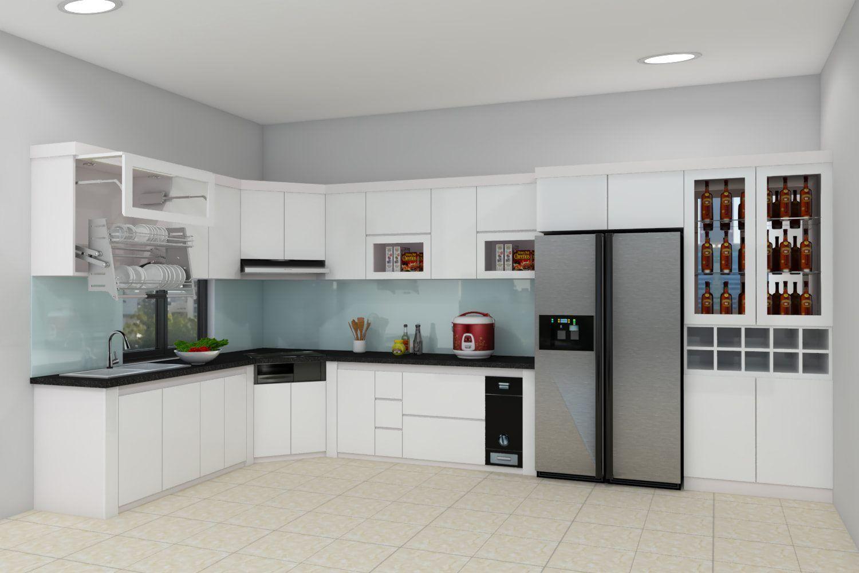 Tư vấn đóng tủ bếp chất lượng tại Quận 8