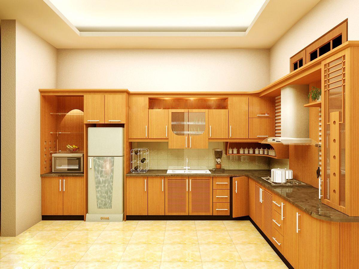 Báo giá đóng tủ bếp theo yêu cầu tại Quận 10