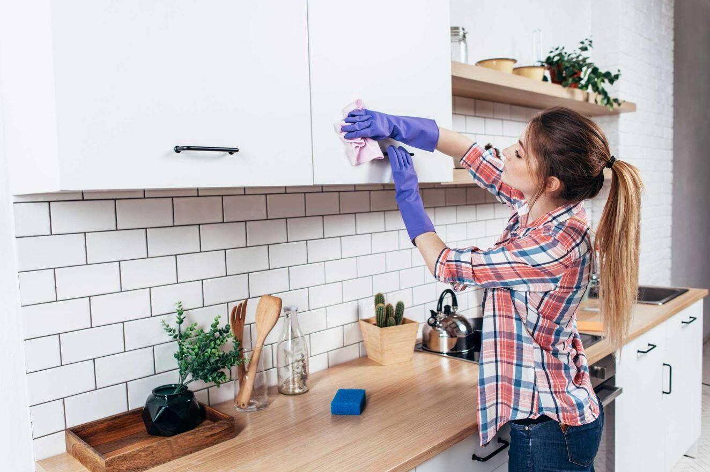 Mẹo để phòng bếp luôn được sạch sẽ và an toàn