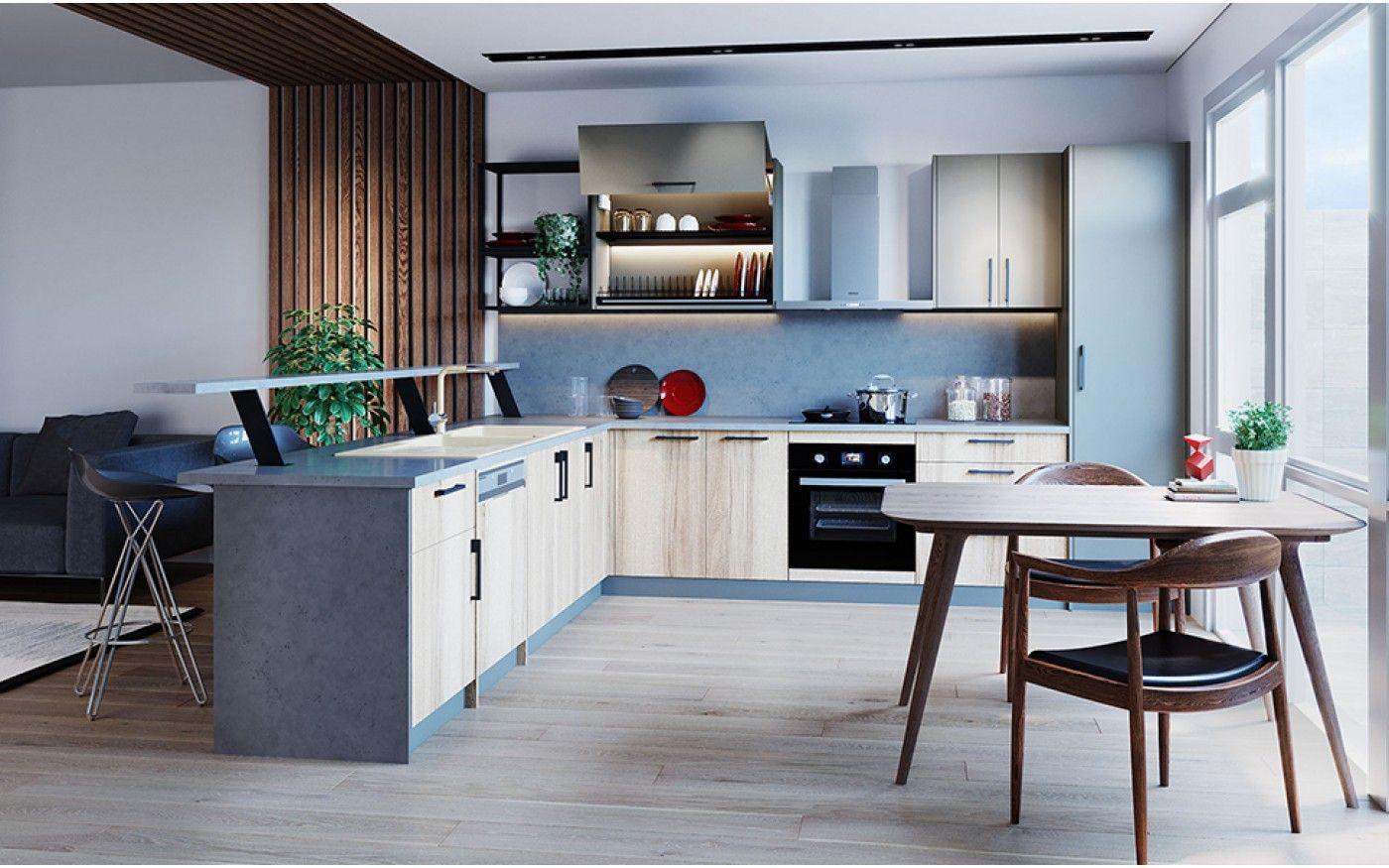 Kinh nghiệm làm tủ bếp đẹp mà tiết kiệm chi phí