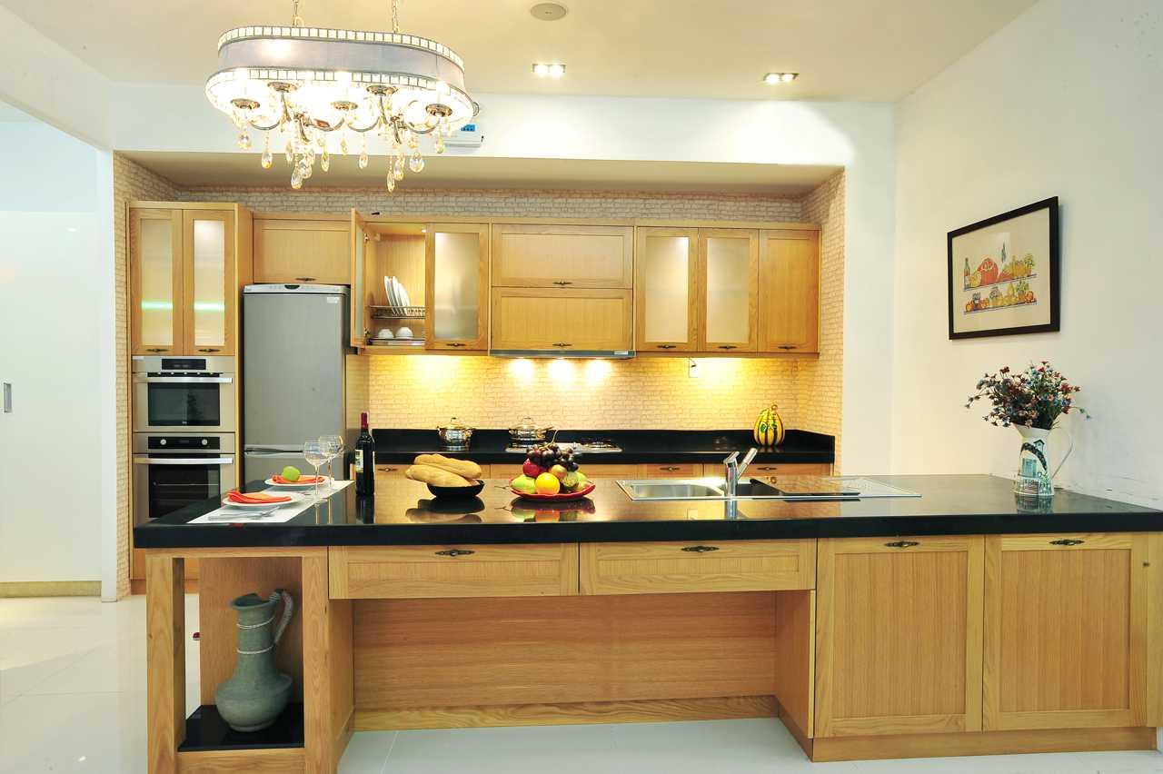 Nên dùng đá granite loại nào làm tủ bếp gia đình?
