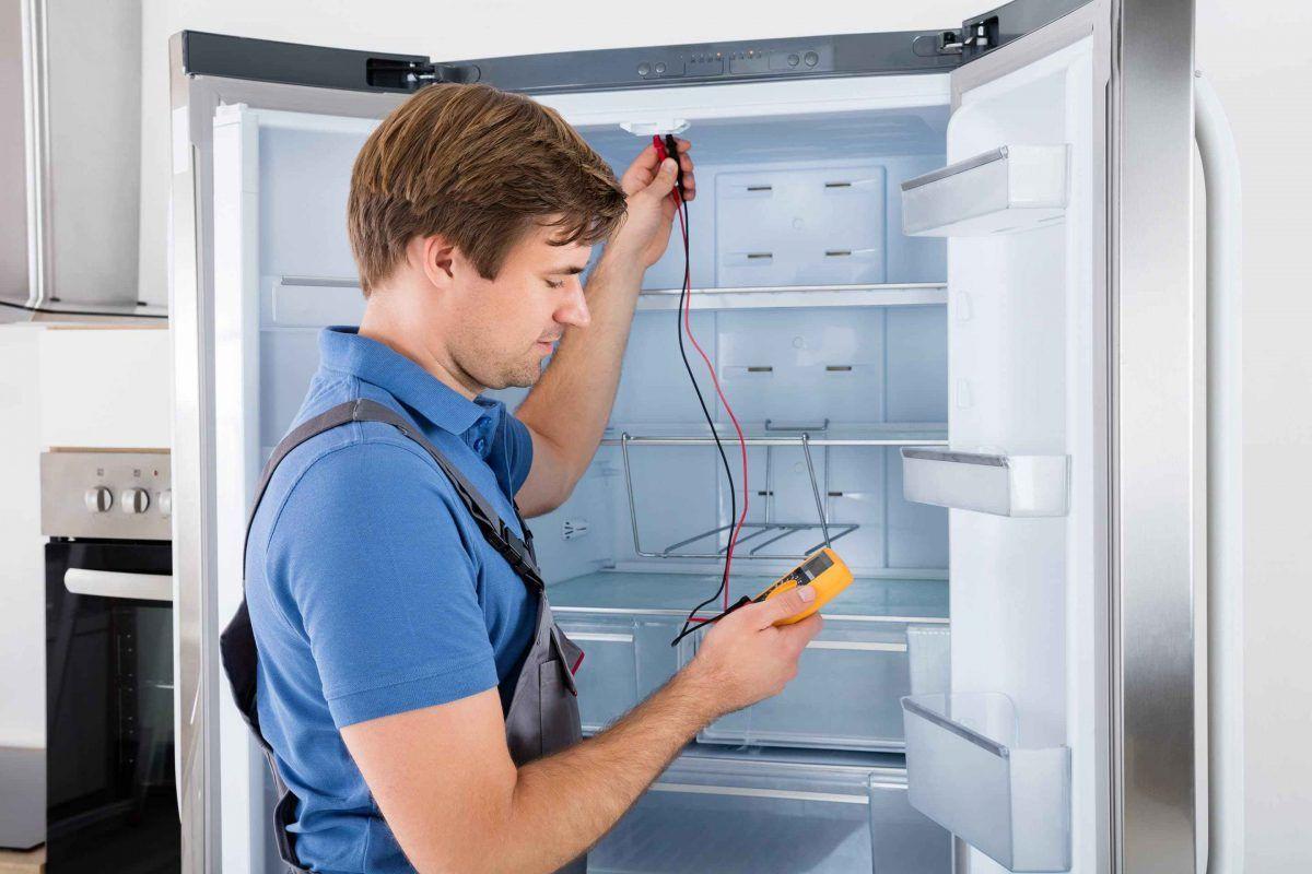 Nên làm gì khi tủ lạnh bị đóng tuyết trên ngăn đá?