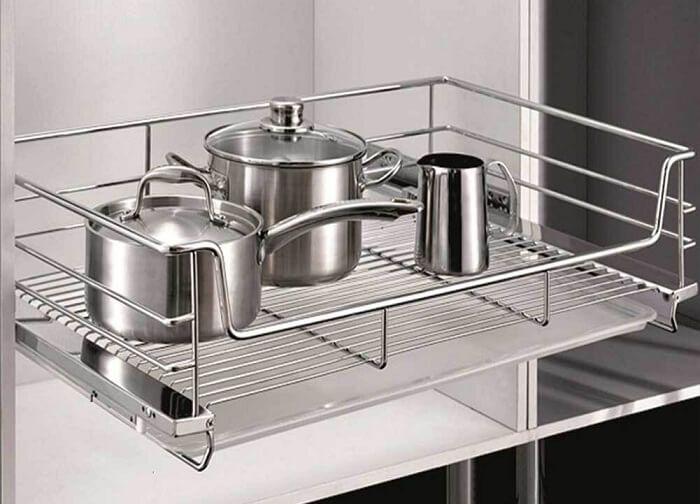 Giá xoong nồi bát đĩa tốt nhất cho tủ bếp gia đình