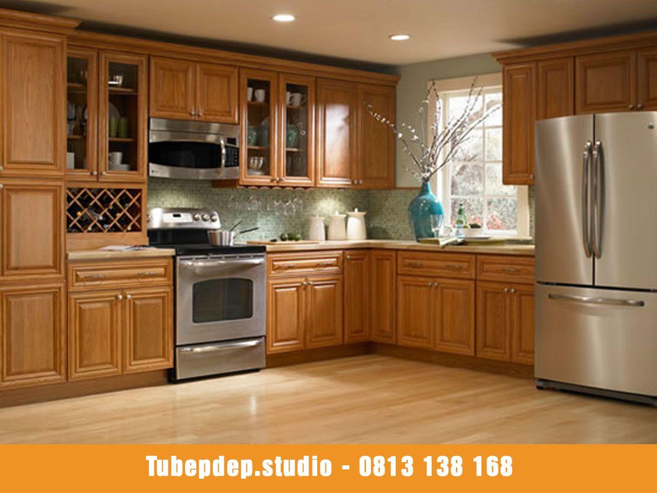 Chọn màu tủ bếp mang nhiều tài lộc vượng khí cho gia đình