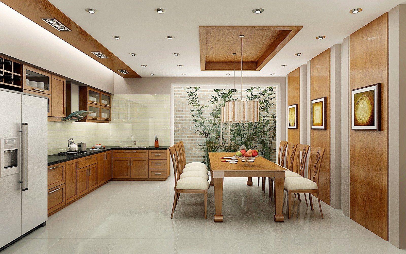 TOP 4 cách phối màu cho không gian phòng bếp được ưa chuộng