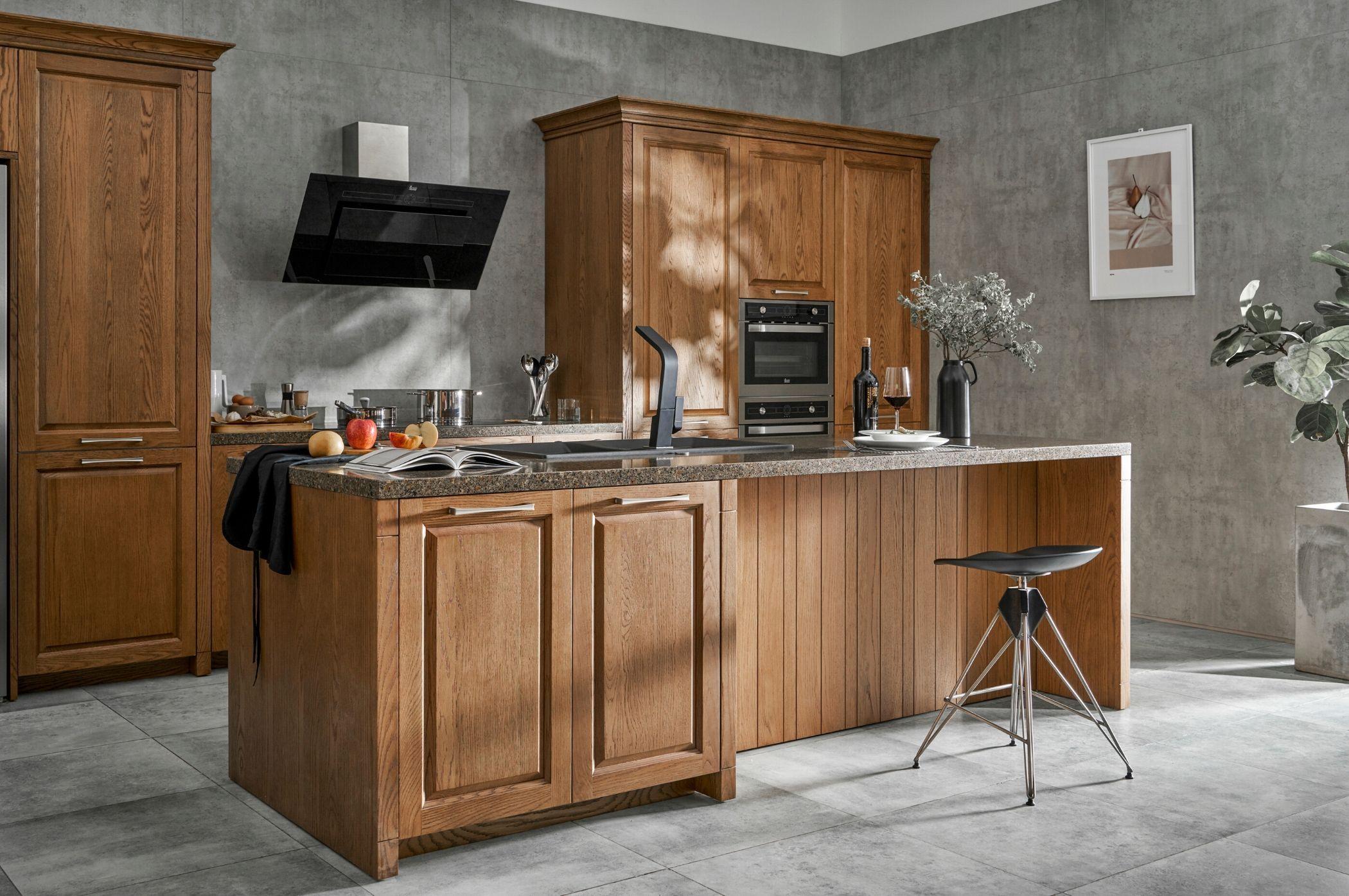 Mẹo chống mối mọt cho nội thất gỗ phòng bếp