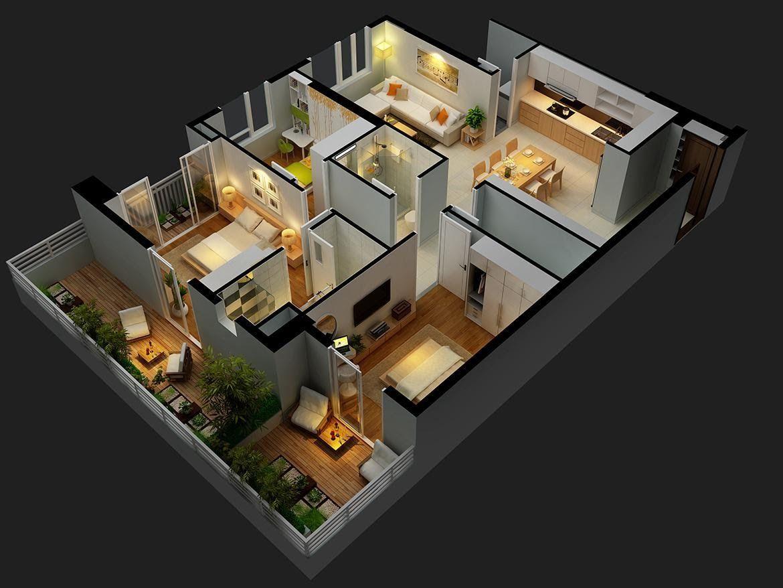 TOP 6 phần mềm thiết kế nội thất 3D chuyên nghiệp