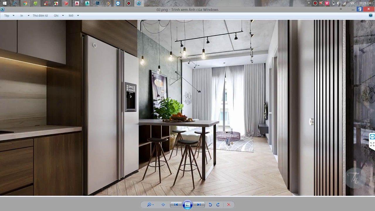 Render trong thiết kế nội thất là gì?
