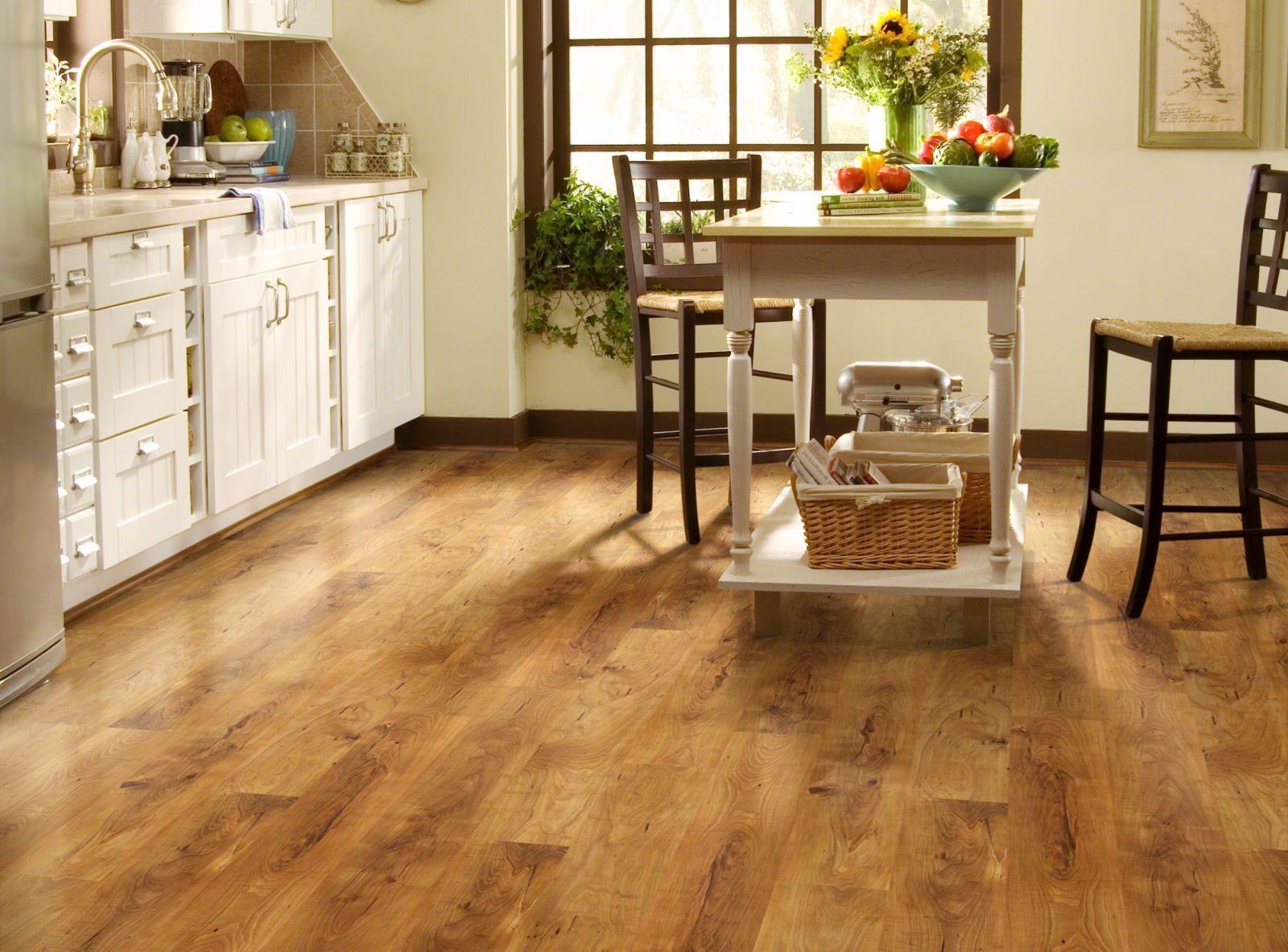 Sàn SPC có tốt cho nội thất phòng bếp không?