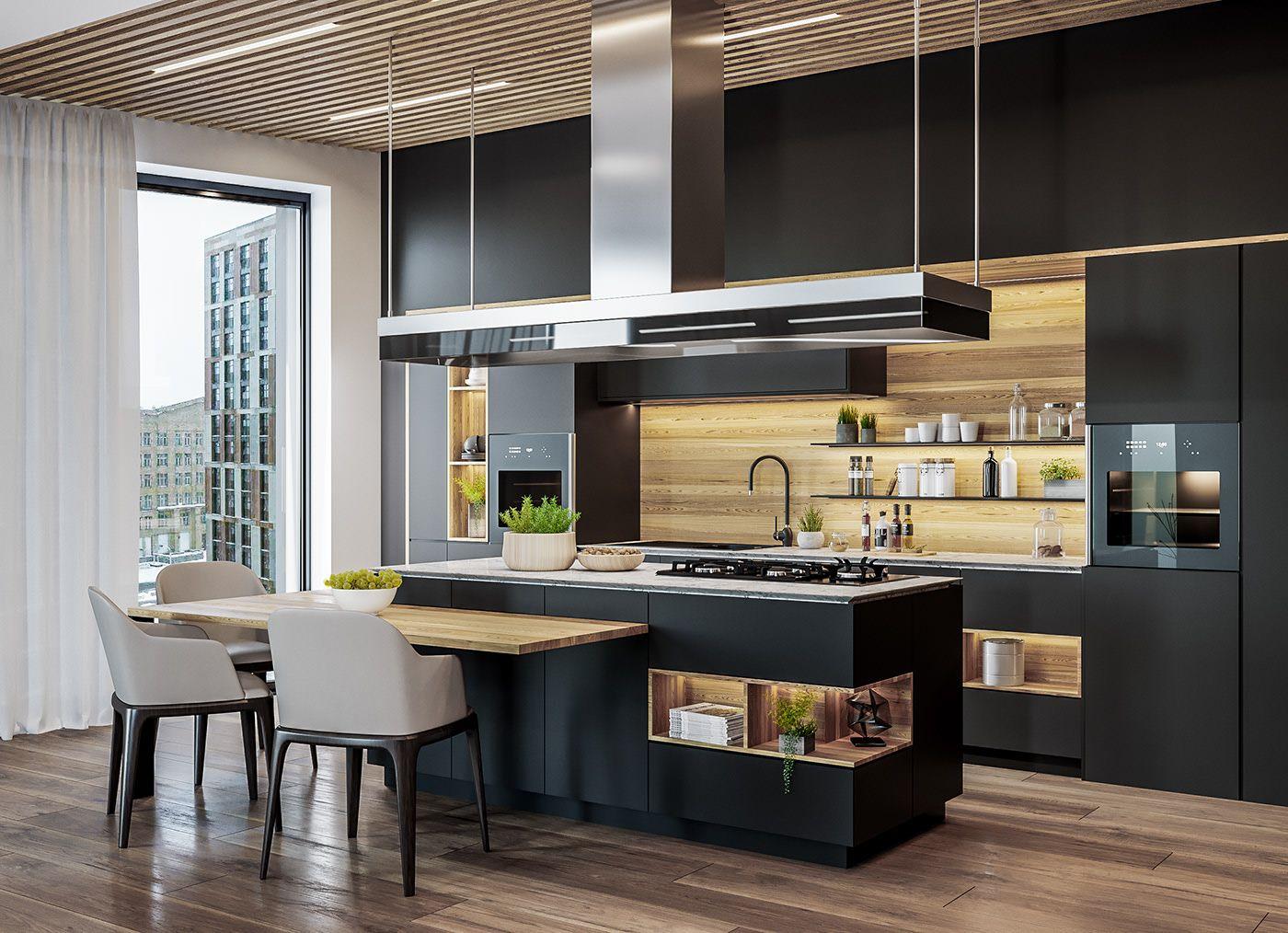 Chia sẻ kinh nghiệm trang trí nội thất bếp của Tubepdep.studio