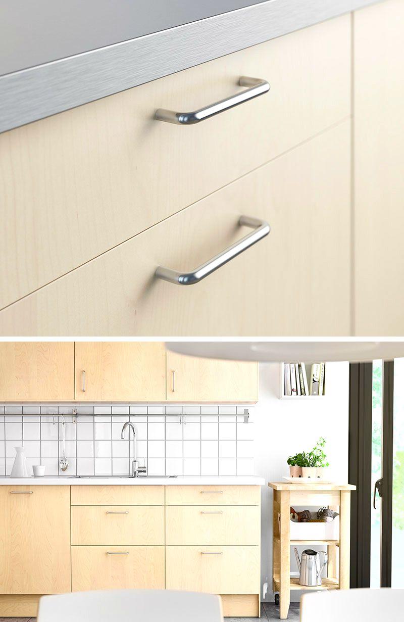 Cách chọn tay nắm tủ bếp đẹp cho mọi nội thất bếp gia đình