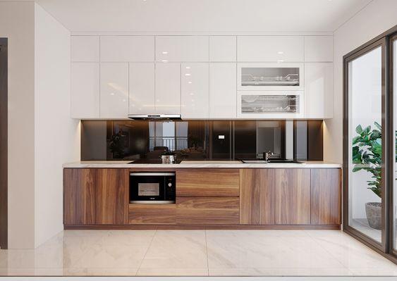 Những thắc mắc khi thiết kế và thi công nội thất phòng bếp