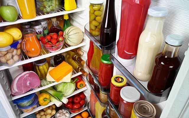 Các loại thực phẩm không nên bỏ vào ngăn đông tủ lạnh