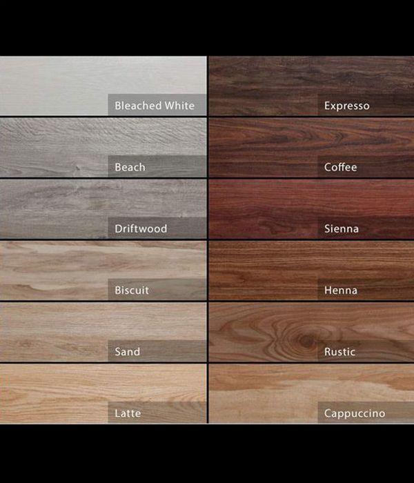 Màu vân gỗ công nghiệp