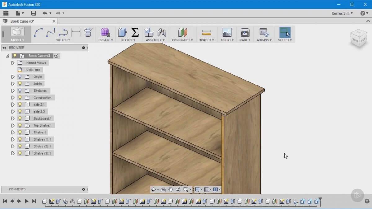 Tìm hiểu về phần mềm thiết kế nội thất SolidWorks