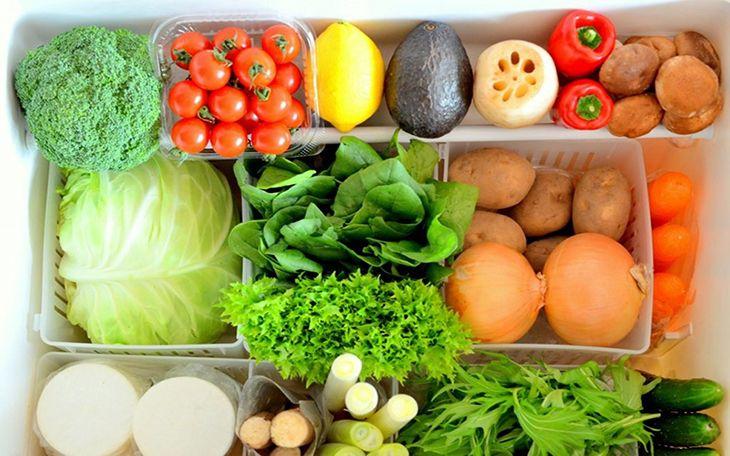 Các loại thực phẩm có thể lưu trữ trong tủ đông