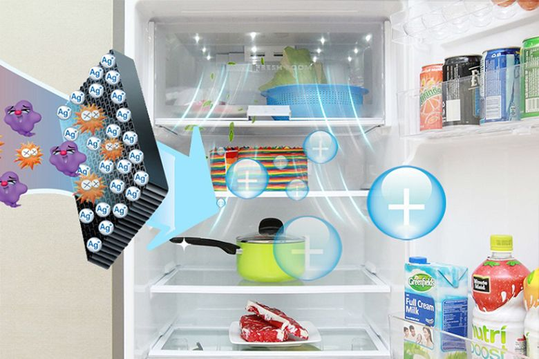 Các tiện ích thường có trên tủ lạnh thế hệ mới