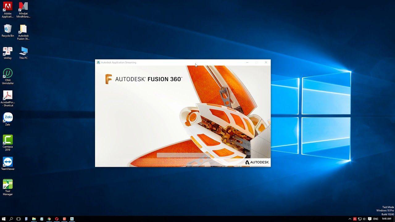Tìm hiểu về phần mềm thiết kế nội thất Fusion 360