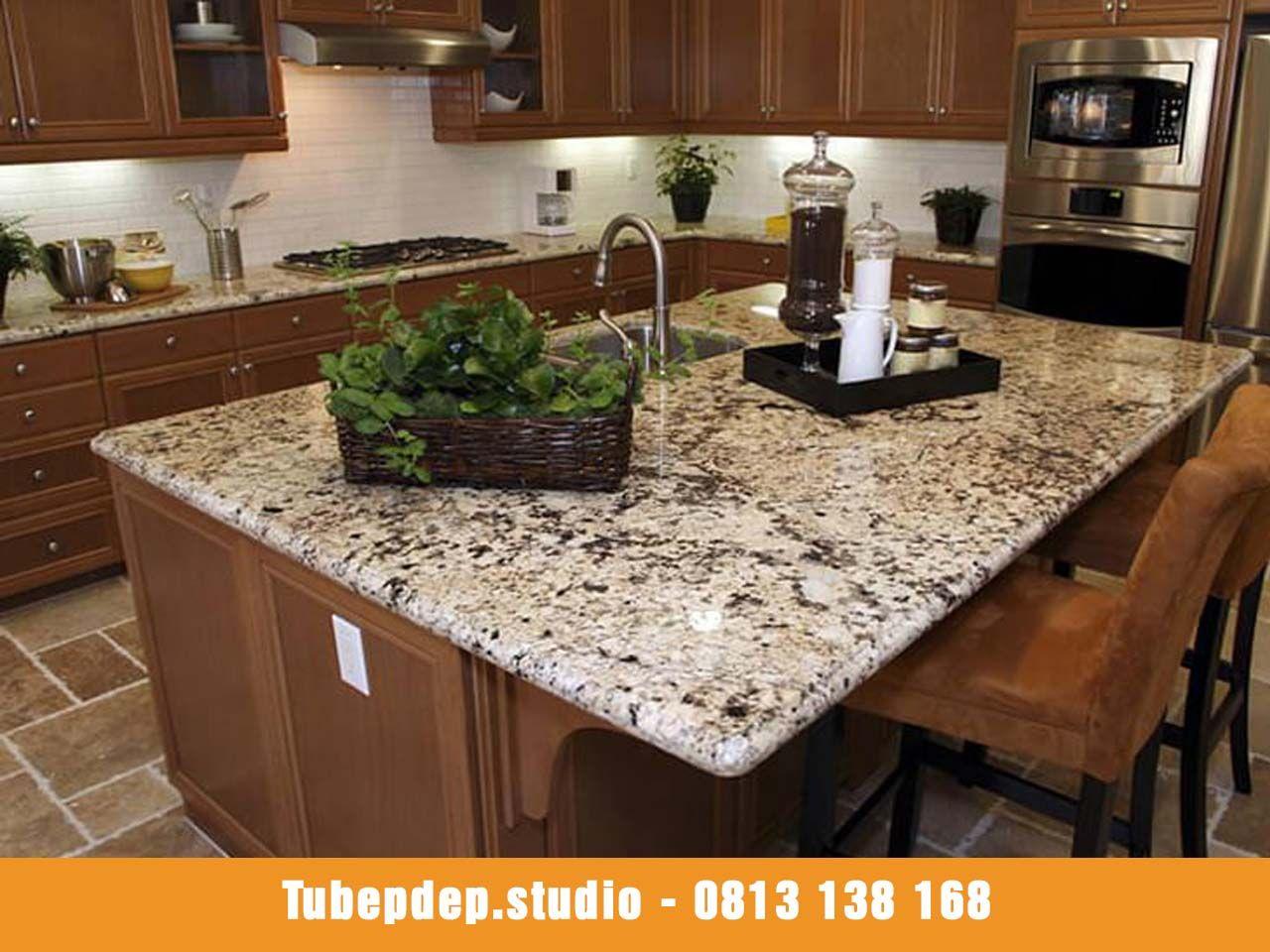 Các loại đá thường được sử dụng để ốp bàn bếp