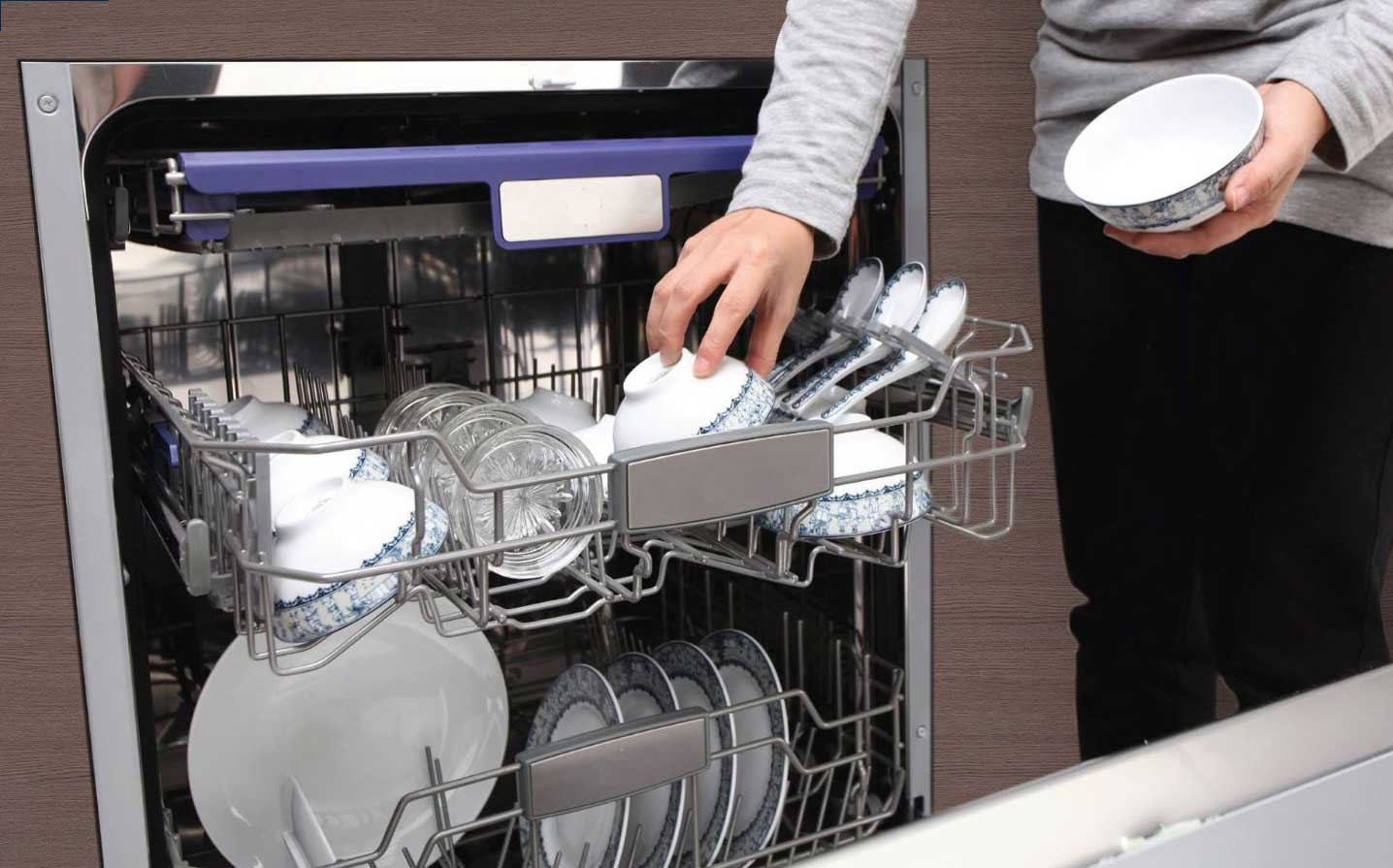 Top 5 máy rửa chén tốt nhất cho phòng bếp gia đình