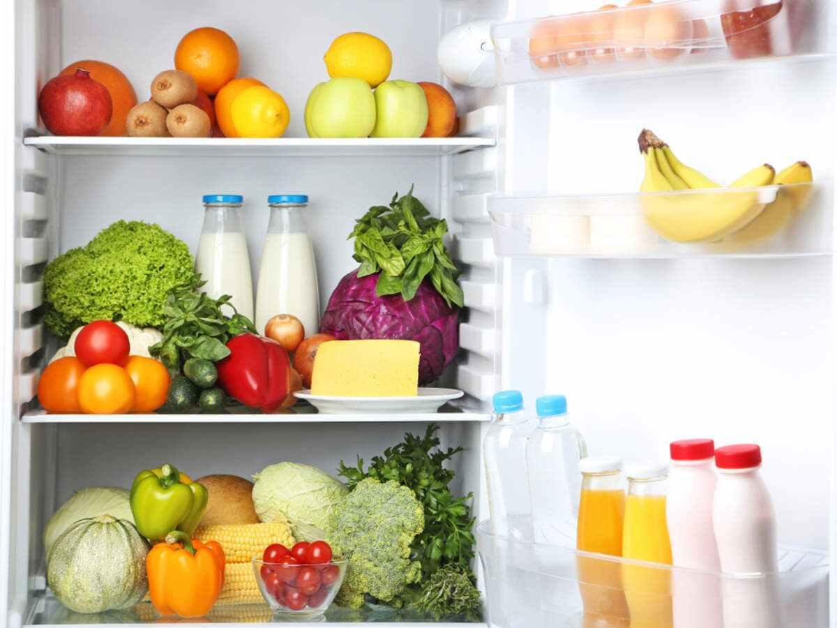 Mẹo sắp xếp giúp chứa được nhiều thực phẩm trong tủ lạnh