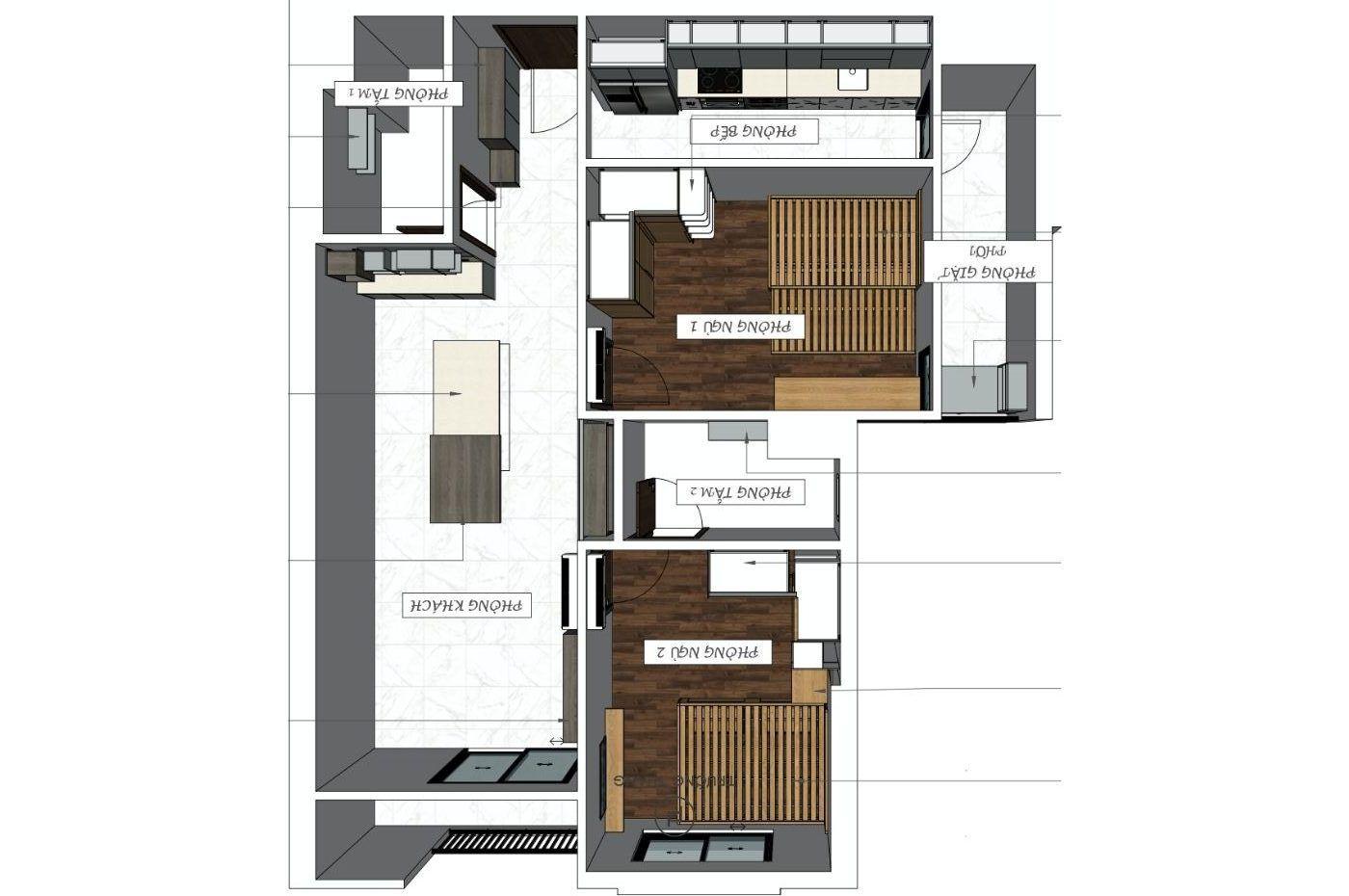 Tìm hiểu về phần mềm thiết kế nội thất SketchUp