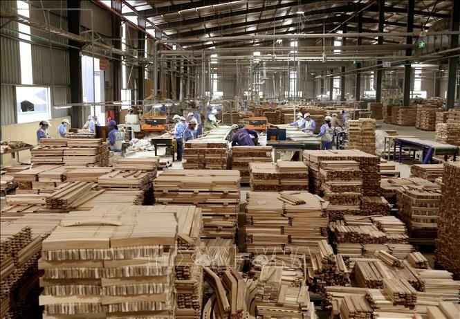 Xuất khẩu đồ gỗ nội thất nhà bếp tăng mạnh năm 2021