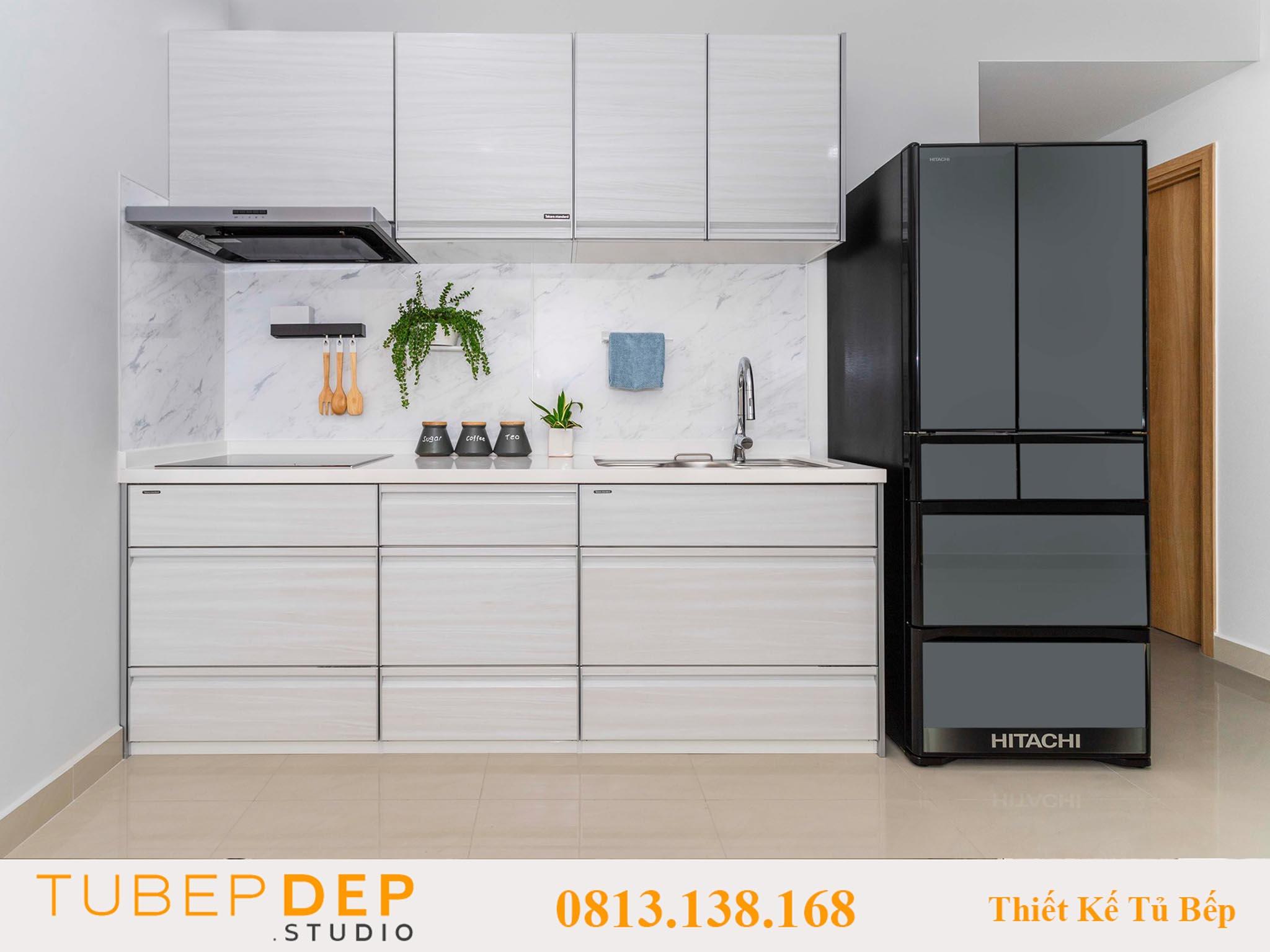 Tubepdep.studio là xưởng mộc thiết kế tủ bếp đẹp và rẻ tại Phú Nhuận