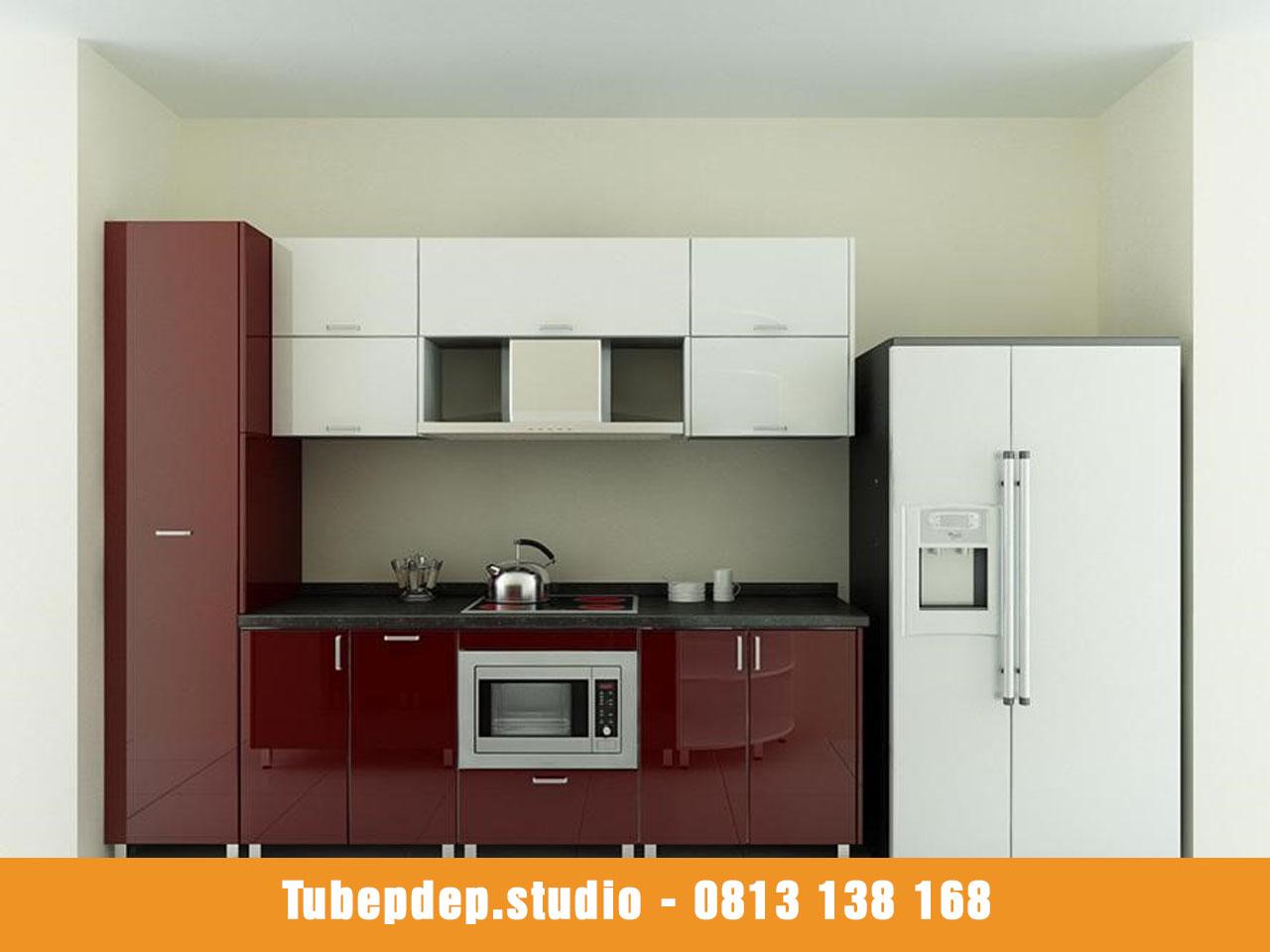 Đơn vị thiết kế tủ bếp gỗ tại Quận 11 giá rẻ chất lượng nhất